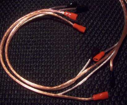Gauge Speaker Wire Guitar Cabinet Practical 4X12 Series Parallel Wiring Harness Ideas