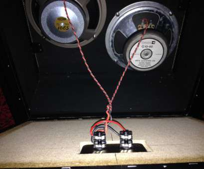 Gauge Speaker Wire Guitar Cabinet Creative Help With This Speaker Wiring Scheme (Photos)!, Gearslutz Photos