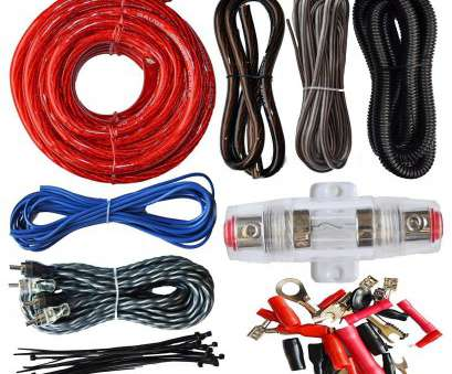 gauge wire amp to sub Details about 4 Gauge Cable, Audio, Amp Subwoofer, Wiring Amplifier Install, Car Gauge Wire, To Sub Perfect Details About 4 Gauge Cable, Audio, Amp Subwoofer, Wiring Amplifier Install, Car Collections