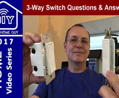 ge smart switch 3 way wiring 3-Way Smart Switch Questions & Answers Ge Smart Switch 3, Wiring Most 3-Way Smart Switch Questions & Answers Images