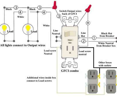 gfci plug wiring diagram Gfci Outlet Wiring Diagram Awesome, To Install, Troubleshoot Endearing Enchanting Plug Gfci Plug Wiring Diagram New Gfci Outlet Wiring Diagram Awesome, To Install, Troubleshoot Endearing Enchanting Plug Photos