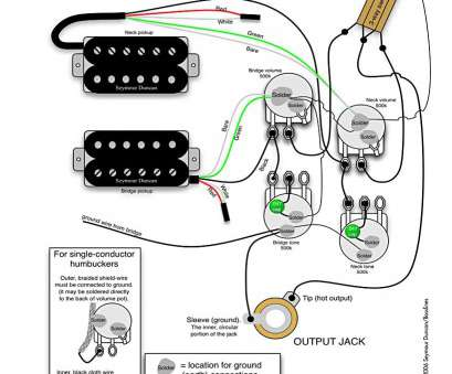 gibson 3 way toggle switch wiring Les paul wiring diagram, 2 humbuckers tone volume 3, switch, and guitar ready Gibson 3, Toggle Switch Wiring Popular Les Paul Wiring Diagram, 2 Humbuckers Tone Volume 3, Switch, And Guitar Ready Ideas