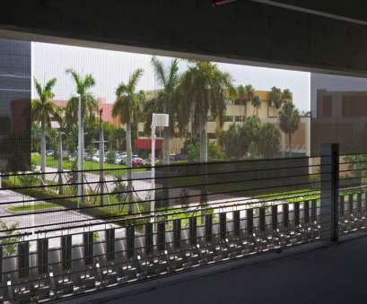 Gkd Woven Wire Mesh Cleaver Doral Park, Florida Zyscovich Architects, Omega Divergence,, Metal Fabrics USA Images
