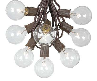 globe string lights brown wire Picture of, G50 Globe Light String, with Clear Bulbs on Brown Wire Globe String Lights Brown Wire New Picture Of, G50 Globe Light String, With Clear Bulbs On Brown Wire Collections