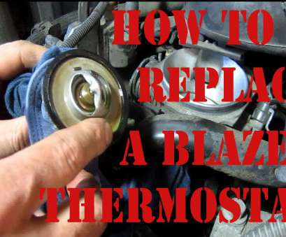 gmc thermostat wiring diagram DIY, to Replace a Thermostat On a Chevy Blazer, GMC Jimmy, Vortec Oldsmobile Bravada Gmc Thermostat Wiring Diagram Brilliant DIY, To Replace A Thermostat On A Chevy Blazer, GMC Jimmy, Vortec Oldsmobile Bravada Images