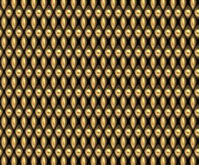 Gold Wire Mesh Screen Simple Gold Rendered Metal Mesh Background, Www.Myfreetextures.Com Images