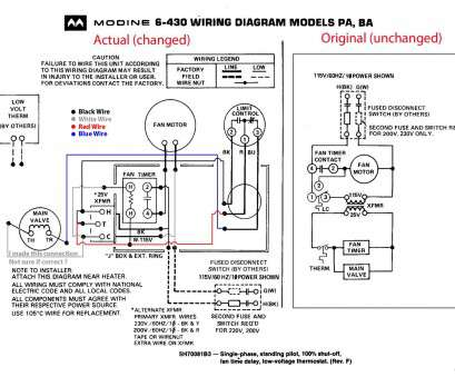 Goodman Furnace Thermostat Wiring Diagram Nice 2 Wire