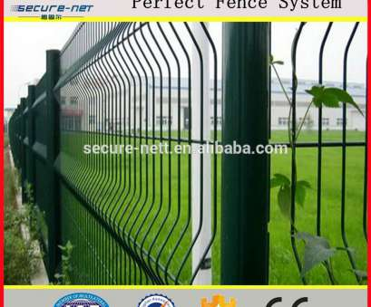 15 Best Green, Coated Wire Mesh Fencing Solutions