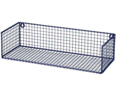 hanging wire mesh shelves Down to, Wire Shelf (Grey),, Land of Nod Hanging Wire Mesh Shelves Popular Down To, Wire Shelf (Grey),, Land Of Nod Collections
