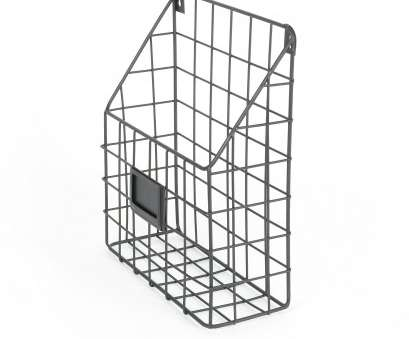 hanging wire mesh shelves Wall File Holder Metal Mesh Wire Shelf Hanging Folder Mail Document Organizer Office Storage Black Rustic Hanging Wire Mesh Shelves New Wall File Holder Metal Mesh Wire Shelf Hanging Folder Mail Document Organizer Office Storage Black Rustic Collections