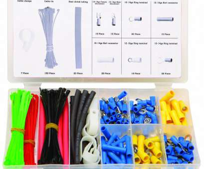 harbor freight electrical wire connectors 308 Pc Electrical Connector Kit Harbor Freight Electrical Wire Connectors Fantastic 308 Pc Electrical Connector Kit Ideas