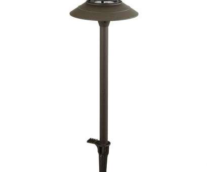 hard wired pathway lights Low-Voltage Textured Bronze Outdoor Integrated, 2-Tier Landscape Path Light Hard Wired Pathway Lights Practical Low-Voltage Textured Bronze Outdoor Integrated, 2-Tier Landscape Path Light Images