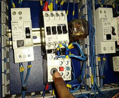 havells dol starter wiring diagram 7.5 HP motor starter panel model, Electrical videos in tamil & English Havells, Starter Wiring Diagram Perfect 7.5 HP Motor Starter Panel Model, Electrical Videos In Tamil & English Galleries