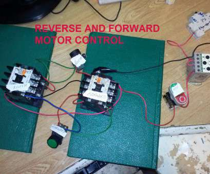 havells dol starter wiring diagram Forward, Reverse Motor Control Circuit With Diagram, Practical Havells, Starter Wiring Diagram Popular Forward, Reverse Motor Control Circuit With Diagram, Practical Photos