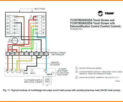 heat pump thermostat wiring diagram Heat Pump, Conditioner nordyne Heat Pump thermostat Wiring 12 Cleaver Heat Pump Thermostat Wiring Diagram Pictures