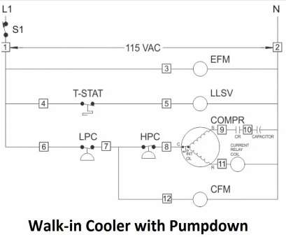 Heatcraft Walk In Cooler Wiring Diagram Nice Heatcraft ... on