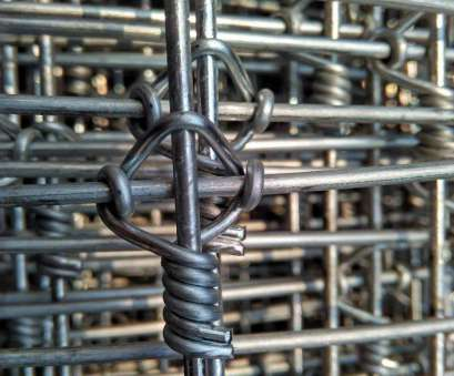 heavy gauge stainless steel wire mesh Spacing of horizontal wires of deer, wildlife fence, graduated from small at, bottom to large at, top Heavy Gauge Stainless Steel Wire Mesh Practical Spacing Of Horizontal Wires Of Deer, Wildlife Fence, Graduated From Small At, Bottom To Large At, Top Collections