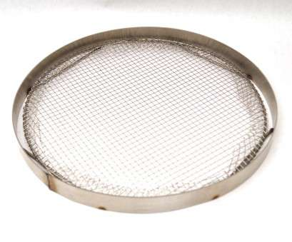 heavy gauge wire mesh screen 12