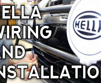 hella light switch wiring How To Install Hella Lights (Wiring, Mounting) Hella Light Switch Wiring Nice How To Install Hella Lights (Wiring, Mounting) Images