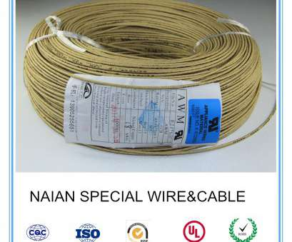 High Temperature Electrical Wire Professional UL5128 22AWG UL Vw-1 Flame, 450℃ Mica Tape Insulation Black Color High Temperature Wire Electrical Wire Images