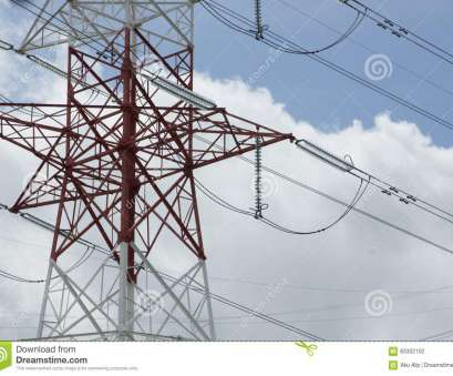 high voltage electrical wire colors A crop image of a, and white color Electric High-voltage power transmission towers with blue, background High Voltage Electrical Wire Colors Simple A Crop Image Of A, And White Color Electric High-Voltage Power Transmission Towers With Blue, Background Solutions