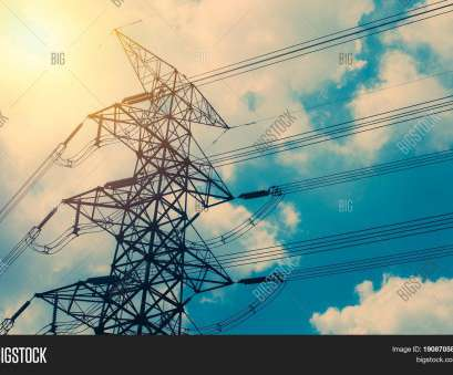 high voltage electrical wire colors High Voltage Cable Power Post Steel Tower Pylons In Sunset Scene Twilight Vintage Color Tone High Voltage Electrical Wire Colors Perfect High Voltage Cable Power Post Steel Tower Pylons In Sunset Scene Twilight Vintage Color Tone Solutions