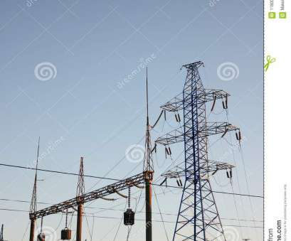 high voltage electrical wire colors High-voltage pole with wires, a substation. A photo without color effects High Voltage Electrical Wire Colors Practical High-Voltage Pole With Wires, A Substation. A Photo Without Color Effects Collections