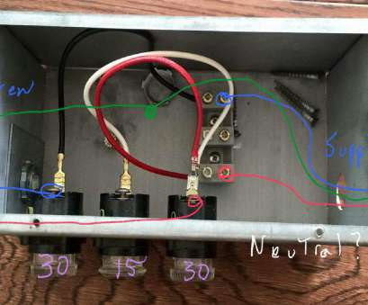 home electrical wiring 240v electrical, Wire a 30A/15A/30A fuse, to, wire 120V/240V Home Electrical Wiring 240V Best Electrical, Wire A 30A/15A/30A Fuse, To, Wire 120V/240V Photos