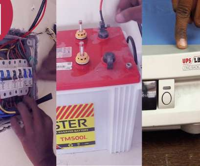 home electrical wiring pakistan How to, Connect an Inverter at your home with Battery Backup, YouTube Home Electrical Wiring Pakistan Fantastic How To, Connect An Inverter At Your Home With Battery Backup, YouTube Solutions