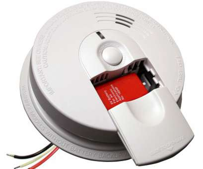 home electrical wiring smoke detectors FireX Hardwire Smoke Detector with 9V Battery Backup, Front Load Battery Door-21007581 -, Home Depot Home Electrical Wiring Smoke Detectors Perfect FireX Hardwire Smoke Detector With 9V Battery Backup, Front Load Battery Door-21007581 -, Home Depot Solutions