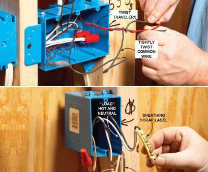 home electrical wiring which wire is hot 9 Tips, Easier Home Electrical Wiring, bob's board, Pinterest Home Electrical Wiring Which Wire Is Hot Cleaver 9 Tips, Easier Home Electrical Wiring, Bob'S Board, Pinterest Solutions