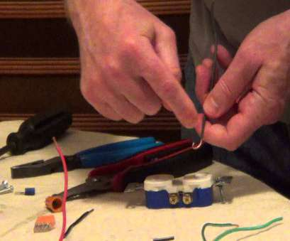 home electrical wiring which wire is hot How to Strip Wire -, to Connect Wires, Home Electrical Wiring, YouTube Home Electrical Wiring Which Wire Is Hot Fantastic How To Strip Wire -, To Connect Wires, Home Electrical Wiring, YouTube Galleries