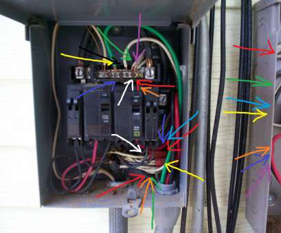 home electrical wiring which wire is hot Why Replace Home Electrical Wiring,, Panel...Everything!, Just Home Electrical Wiring Which Wire Is Hot Brilliant Why Replace Home Electrical Wiring,, Panel...Everything!, Just Images