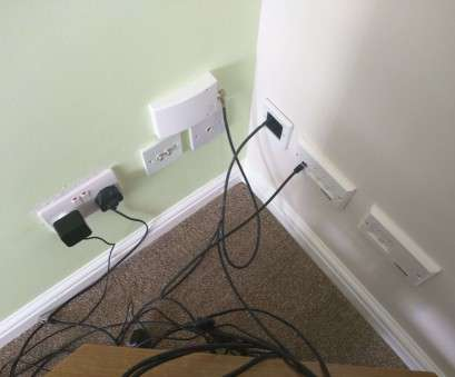 home network via electrical wiring Ryan Fitton · Blog -, I installed CAT6 Ethernet in my home Home Network, Electrical Wiring Most Ryan Fitton · Blog -, I Installed CAT6 Ethernet In My Home Photos