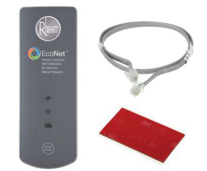home wifi through electrical wiring Rheem EcoNet Home Comfort Wi-Fi Module, Rheem Performance Platinum Smart Electric Tank Water Heaters Home Wifi Through Electrical Wiring Fantastic Rheem EcoNet Home Comfort Wi-Fi Module, Rheem Performance Platinum Smart Electric Tank Water Heaters Pictures