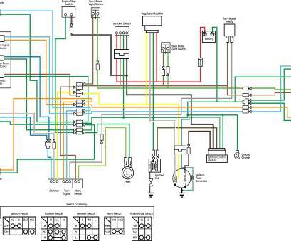 Honda Activa Electrical Wiring Diagram Download Most Image ... on