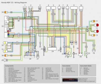 honda xrm electrical wiring diagram Wiring Diagram Of Motorcycle Honda, 125 Lukaszmira, With Honda, Electrical Wiring Diagram Nice Wiring Diagram Of Motorcycle Honda, 125 Lukaszmira, With Collections