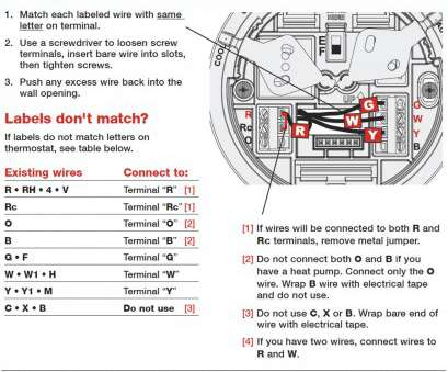 honeywell ct87n4450 thermostat wiring diagram Honeywell thermostat Wiring Instructions, House Help Adorable Honeywell Ct87N4450 Thermostat Wiring Diagram Practical Honeywell Thermostat Wiring Instructions, House Help Adorable Collections