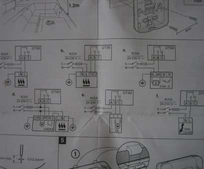 honeywell dt90e room thermostat wiring diagram Dt90e Wiring Diagram, Smart Wiring Diagrams • Honeywell Dt90E Room Thermostat Wiring Diagram Best Dt90E Wiring Diagram, Smart Wiring Diagrams • Images