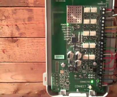 honeywell prestige thermostat wiring diagram Honeywell Prestige, Thermostat installation 8 Top Honeywell Prestige Thermostat Wiring Diagram Ideas
