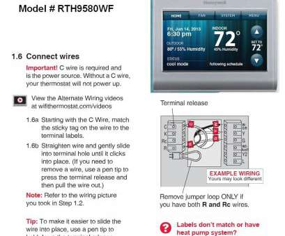 honeywell rth9580wf wiring diagram Converting From Visiopro, To Honeywell Rth9580wf Doityourself Within Wiring Diagram For Honeywell Rth9580Wf Wiring Diagram Professional Converting From Visiopro, To Honeywell Rth9580Wf Doityourself Within Wiring Diagram For Collections