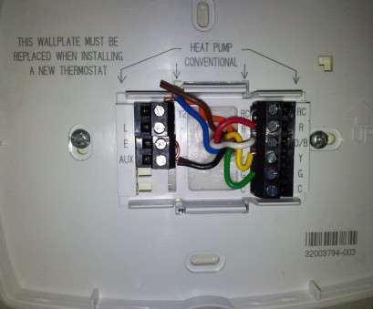 19 Professional Honeywell T5 Thermostat Wiring Diagram Ideas