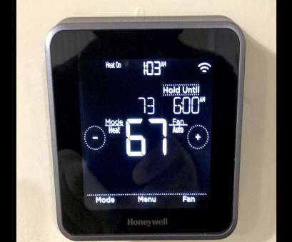 honeywell t5 wifi thermostat wiring diagram Honeywell Lyric Thermostat Installation, Some C-Wire Troubleshooting 11 Simple Honeywell T5 Wifi Thermostat Wiring Diagram Ideas
