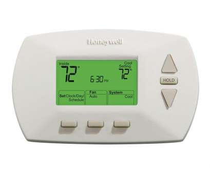 honeywell t6 thermostat wiring diagram Honeywell, Day Programmable Thermostat with Backlight Honeywell T6 Thermostat Wiring Diagram Fantastic Honeywell, Day Programmable Thermostat With Backlight Pictures
