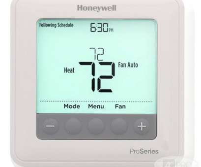 honeywell t6 thermostat wiring diagram fantastic t6, programmable  thermostat 2 heat 1 cool (hp