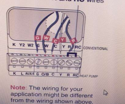 16 Creative Honeywell Thermostat 3000 Wiring Diagram Images Tone