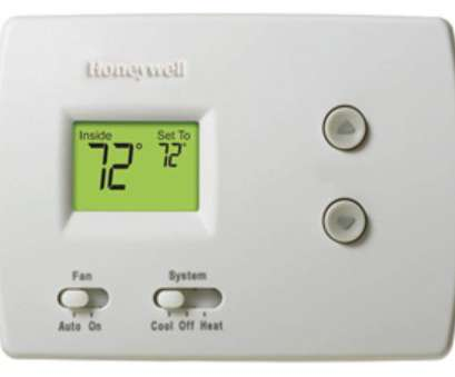honeywell thermostat pro 3000 wiring diagram Honeywell Non-Programmable Digital Thermostat (2 Pack) Honeywell Thermostat, 3000 Wiring Diagram Creative Honeywell Non-Programmable Digital Thermostat (2 Pack) Galleries