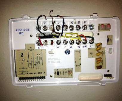 13 Fantastic    Honeywell       Thermostat    Rth6350D1000    Wiring       Diagram    Ideas  Tone Tastic