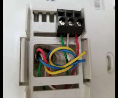 honeywell thermostat th9421c1004 wiring diagram Installing Ecobee4, Bypassing Honeywell EIM Honeywell Thermostat Th9421C1004 Wiring Diagram Nice Installing Ecobee4, Bypassing Honeywell EIM Pictures