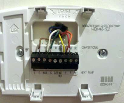 16 Fantastic Honeywell Thermostat Wiring Diagram 7 Wire Solutions